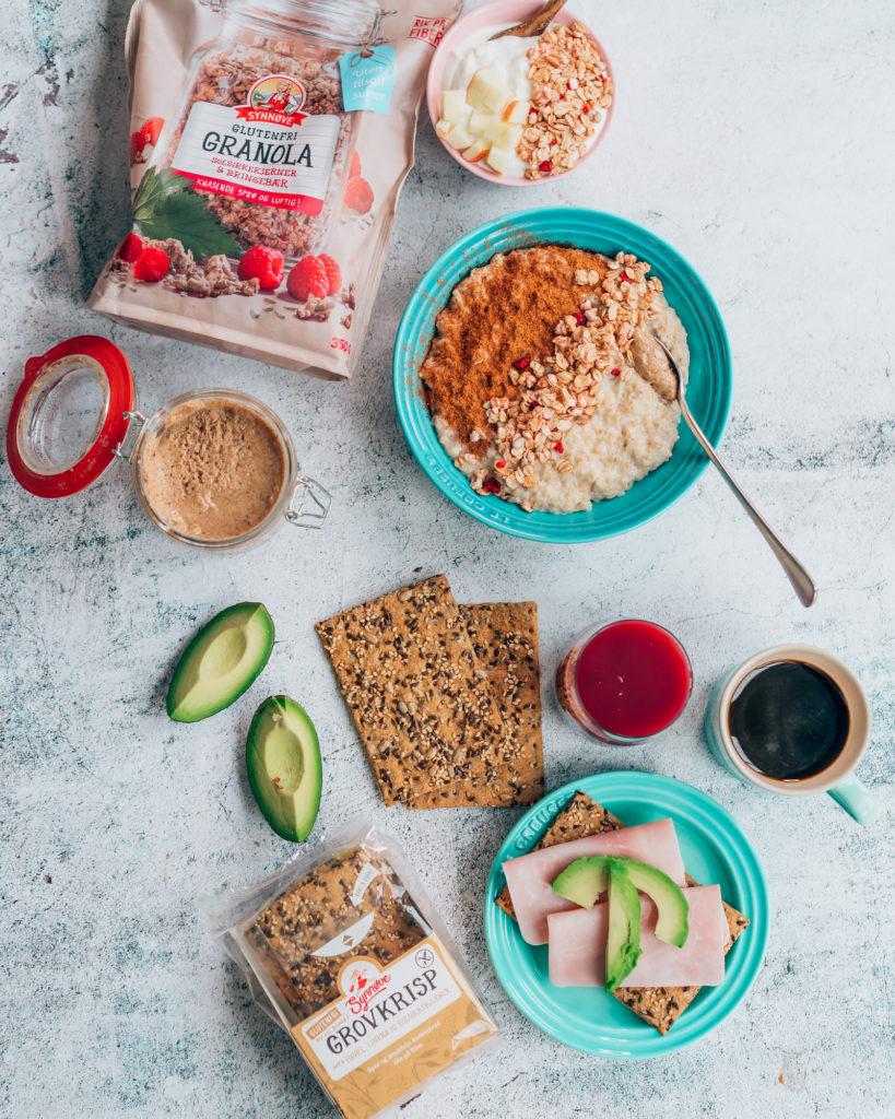 tips på glutenfri mat